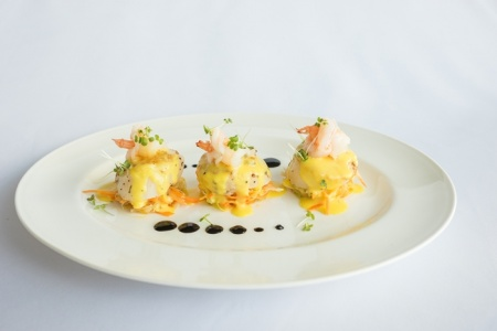 Pan-Fried Pacific Scallops